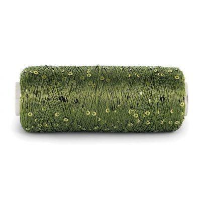 Bling Effekttråd - Grønn (3007)