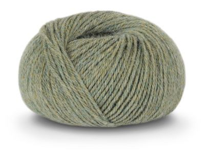 Alpakka Forte - Skoggrønn melert (727)