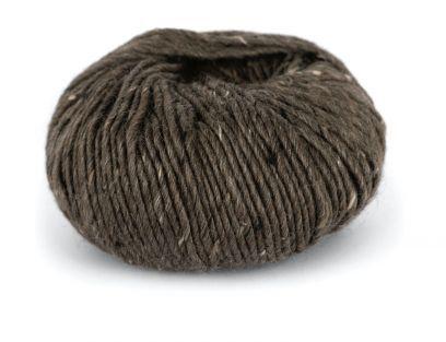 Alpakka Tweed - Lys denim (125)