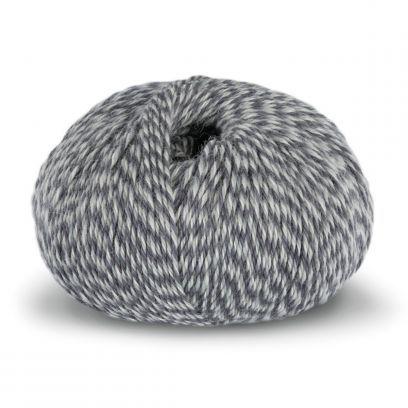 Mini Sterk - Lys grå/ grå mouline (802)