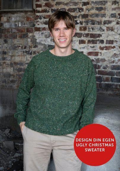 DSA 104-02 Ugly Christmas Sweater