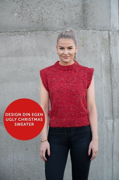 DSA 104-03 Ugly Christmas Vest