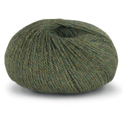 Alpakka Forte Classic - Oliven melert (511)