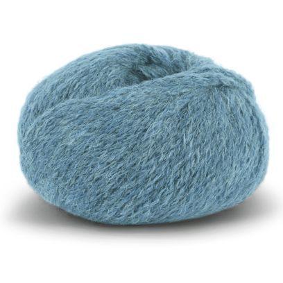 Alpakka Magic - Jeansblå (323)