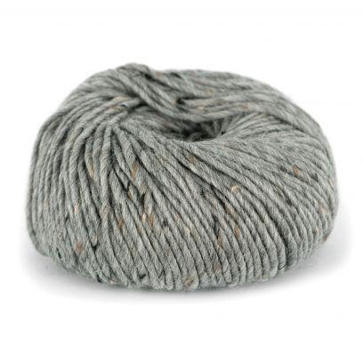 Alpakka Tweed - Grå (101)