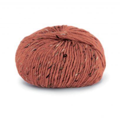 Alpakka Tweed - Rust (119)
