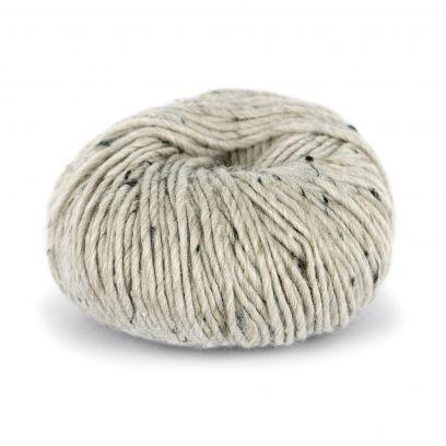 Alpakka Tweed - Natur (113)