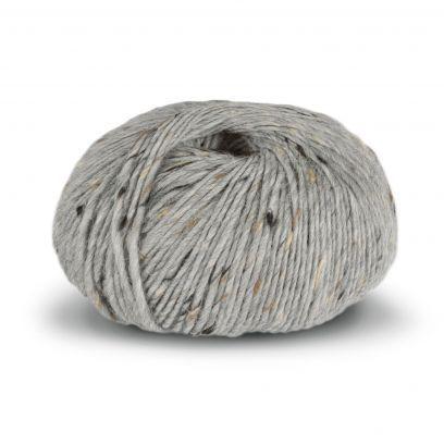 Alpakka Tweed Classic - Grå (101)