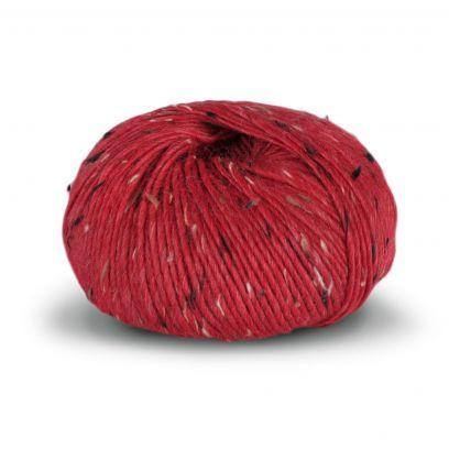 Alpakka Tweed Classic - Rød (120)