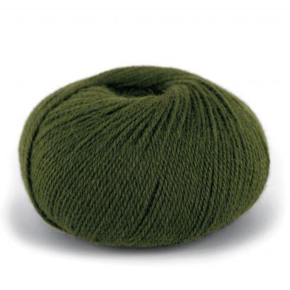 Alpakka Wool - Mørk oliven (522)