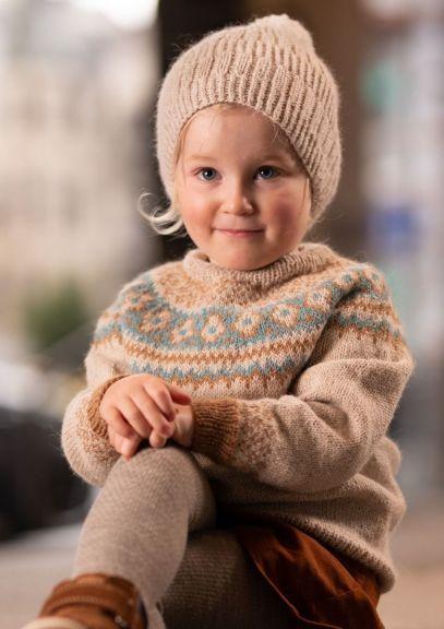 ByFin-genser - Barn (Latte)