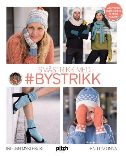 Småstrikk med #BYSTRIKK