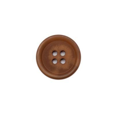 Knapp - 20mm (Brun)