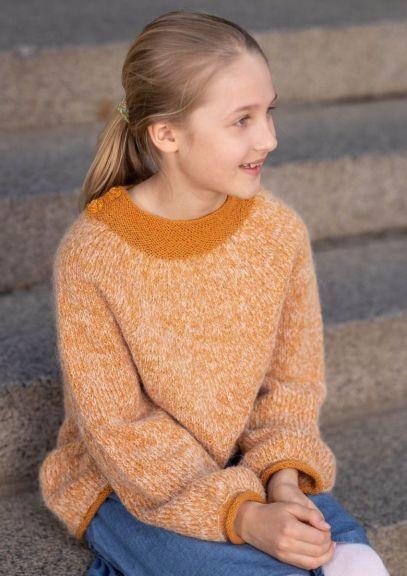 LUCIEGENSER (2-14 år) - Safrangul