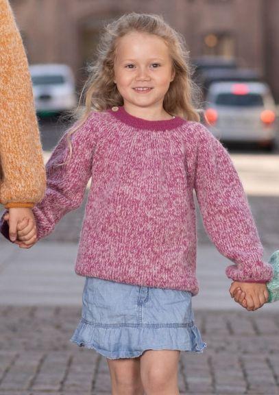 LUCIEGENSER (2-14 år) - Røsslyng