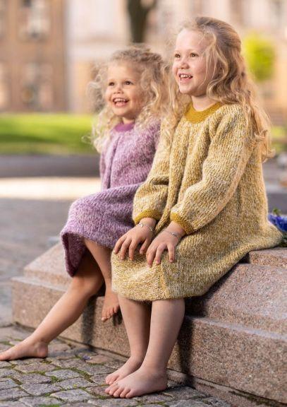 LUCIEKJOLE (2-8 år) - Sennep
