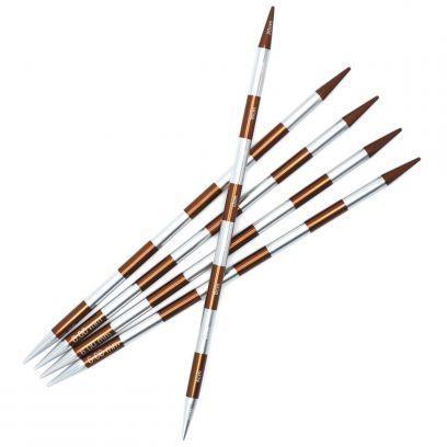 SmartStix Strømpepinner 20 cm, nr. 5