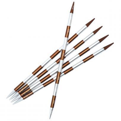 SmartStix Strømpepinner 20 cm, nr. 6